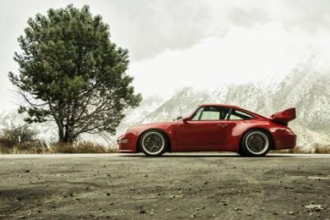 The Replica Of Classic Porsche